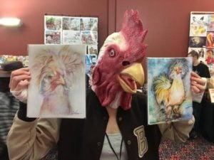 Archon Fantasy Convention - Joan Marie Art